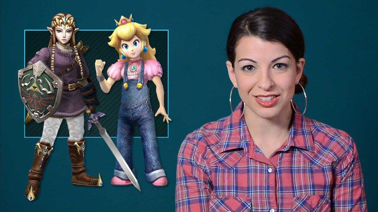 Anita Sarkeesian Resurfaces with Second Part of Tropes vs. Women in Video Games Series - 2013-05-28 20:36:16