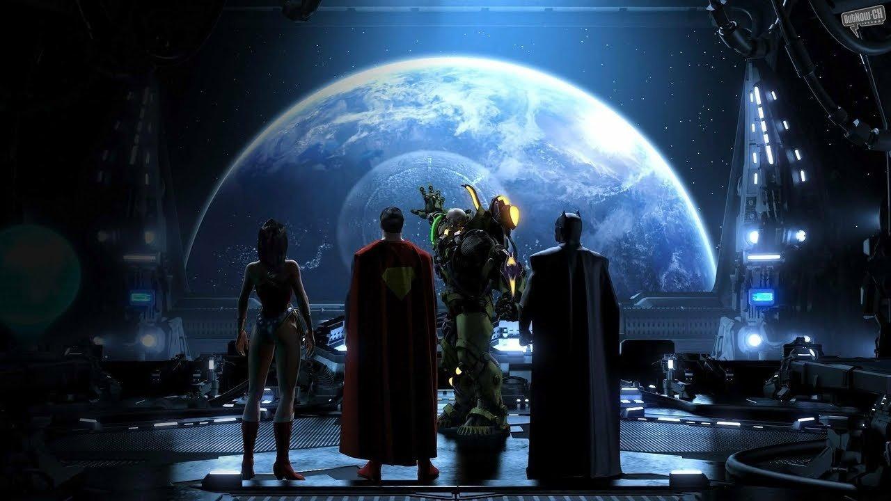 DCU Online's Origin Crisis DLC Alters Reality Again