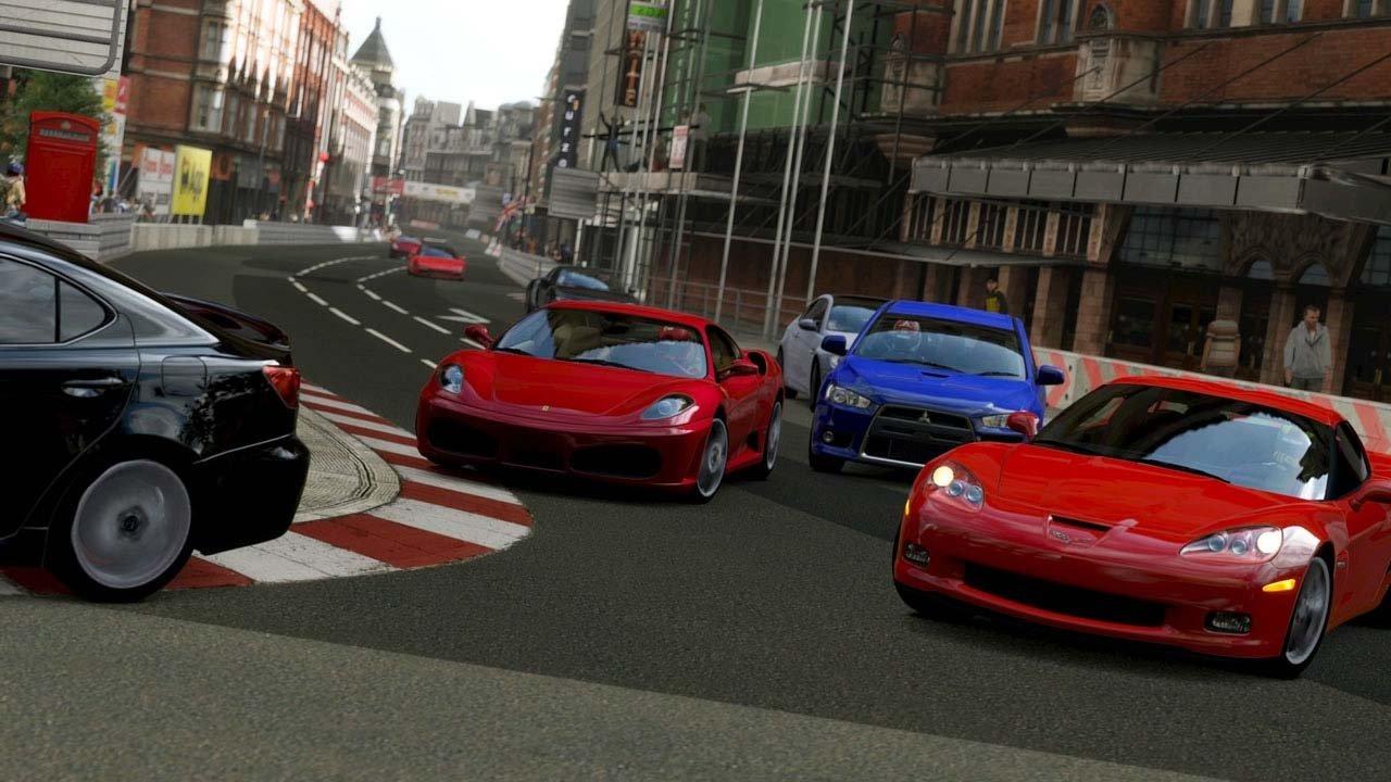 Sony Officially Announces Gran Turismo 6 For Holiday Season - 2013-05-15 16:13:01
