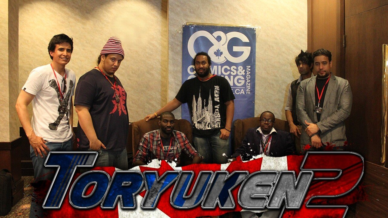 CGM at Toryuken 2: Road To EVO 1