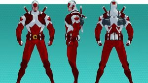Captain Canuck Web Series Gets Funded