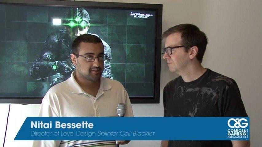 CGM Interviews: Ubisoft about Spinter Cell: Blacklist Co-Op