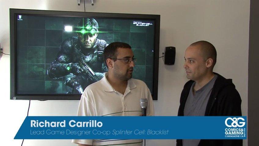 Ubisoft talks Splinter Cell: Blacklist's Co-Op Part 2