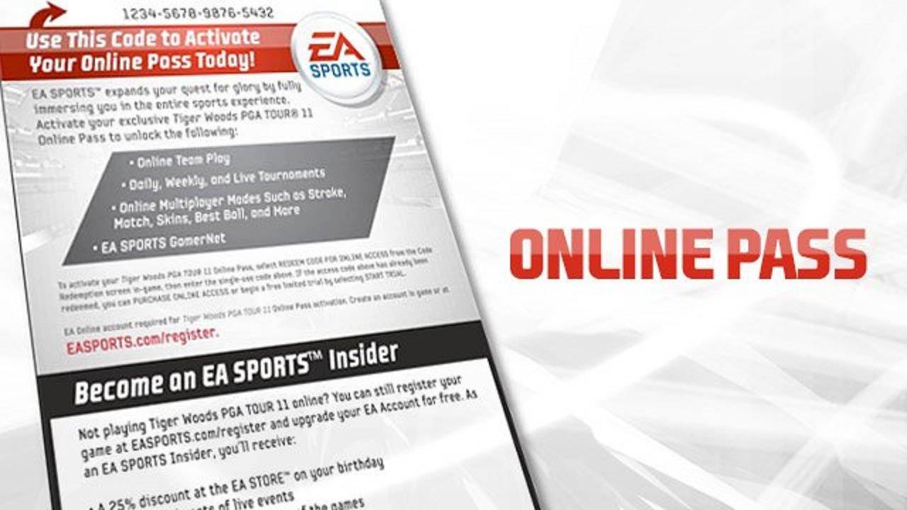 EA Scraps Its Online Pass Program - 2013-05-16 13:33:43