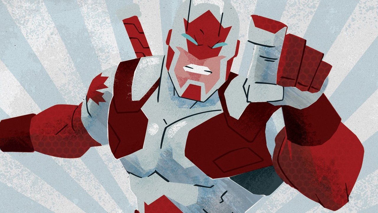 Captain Canuck is Back! And he needs your help
