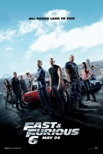 Fast & Furious 6 (Movie) Review
