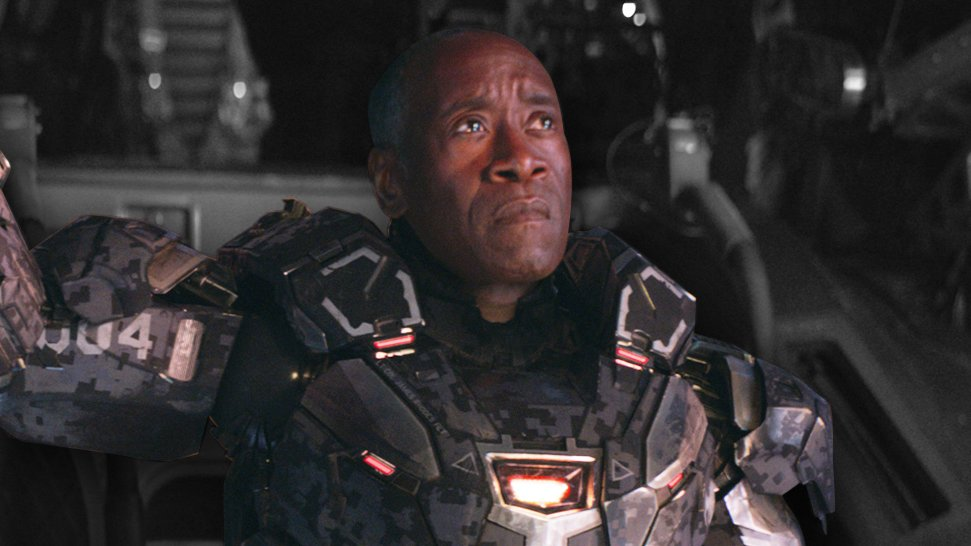 Iron Men: An Interview With Don Cheadle 6