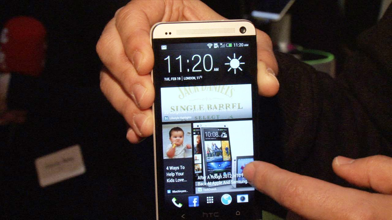HTC ONE Review 6