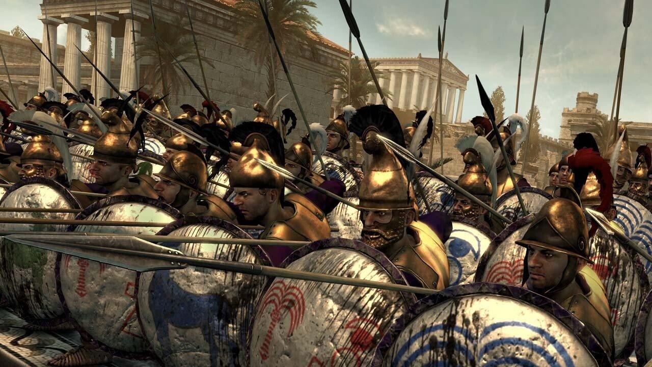 Total War: Rome 2 E3 2013 Preview - 2013-06-27 07:43:58