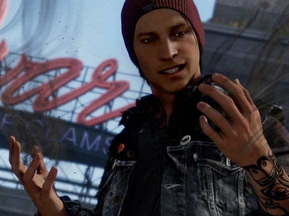 Infamous: Second Son E3 2013 Preview