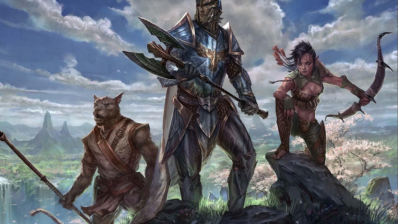 The Elder Scrolls Online E3 2013 Preview 1