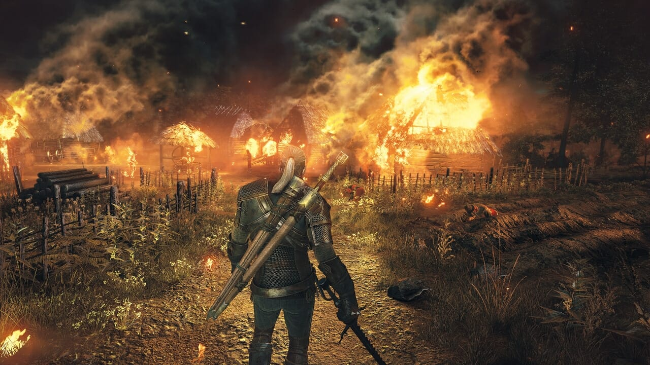 The Witcher III E3 2013 Preview