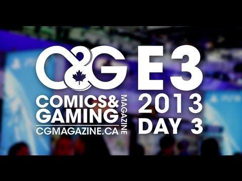CGM E3 - Day 3