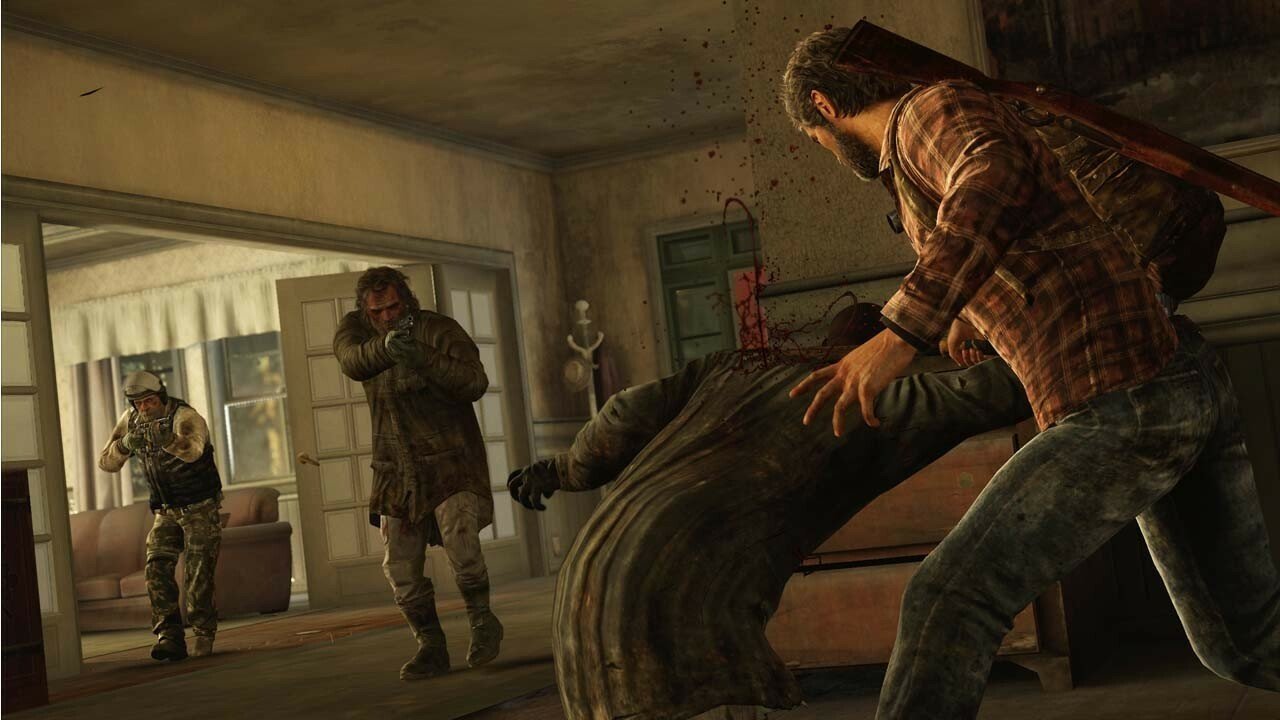The Last of Us (PS3) Review 1