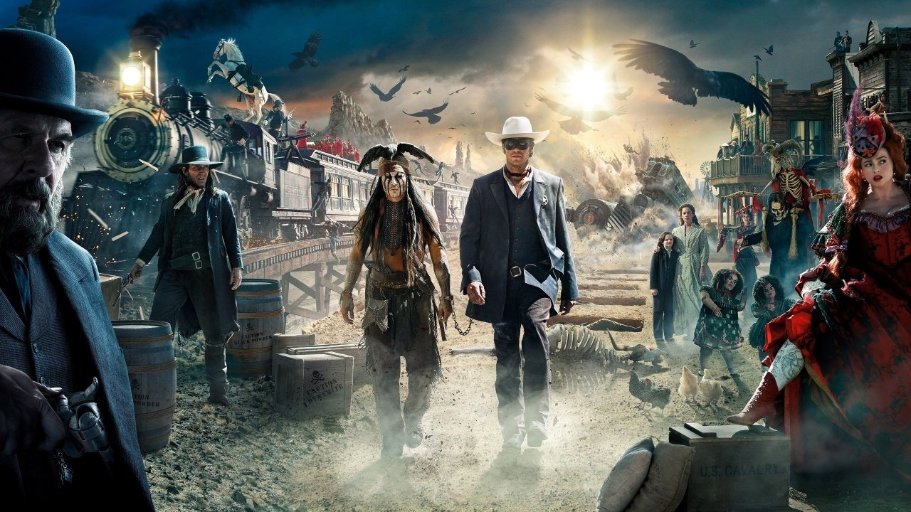 The Lone Ranger (2013) Review 5