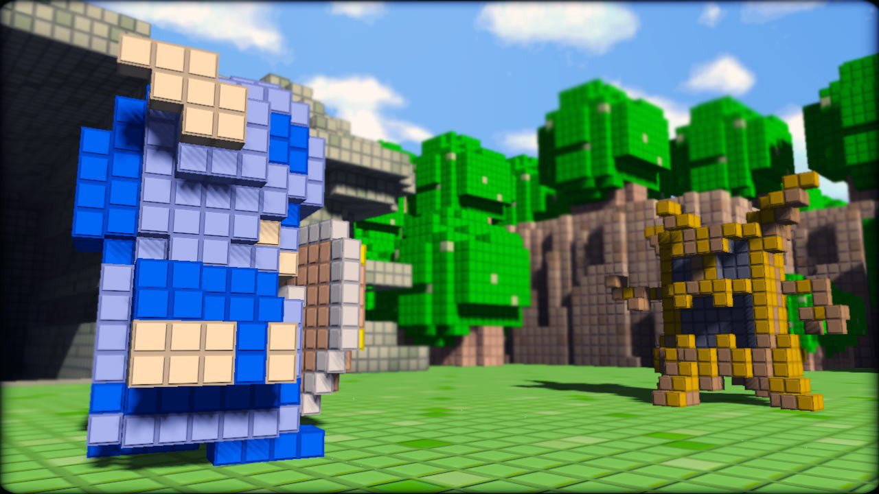 3D Dot Game Heroes (PS3) Review