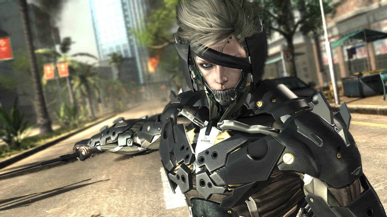 Metal Gear Rising: Revengeance (Xbox 360) Review 1