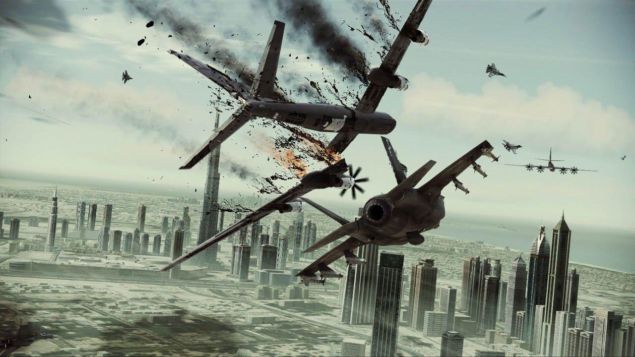 Ace Combat: Assault Horizon (PS3) Review 1