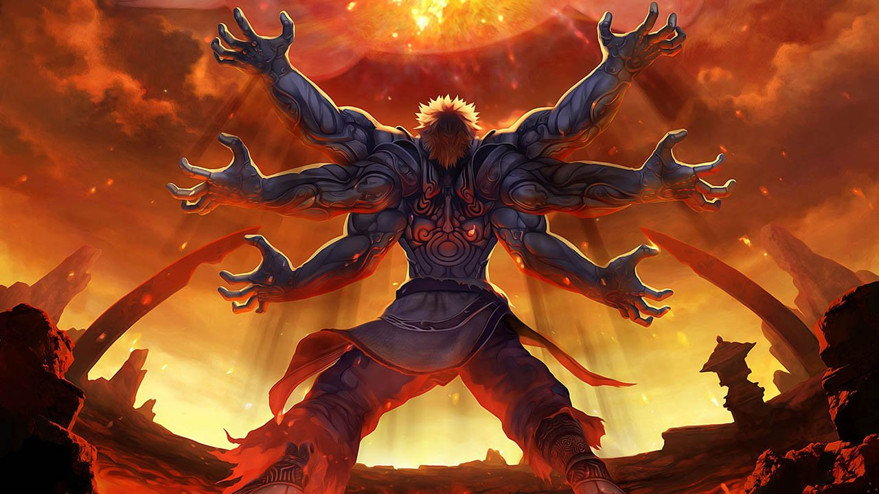 Asura's Wrath (PS3) Review