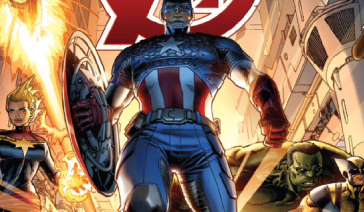 New Avengers #1 Review