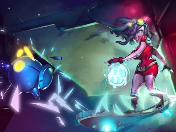 Awesomenauts (Xbox 360) Review 1
