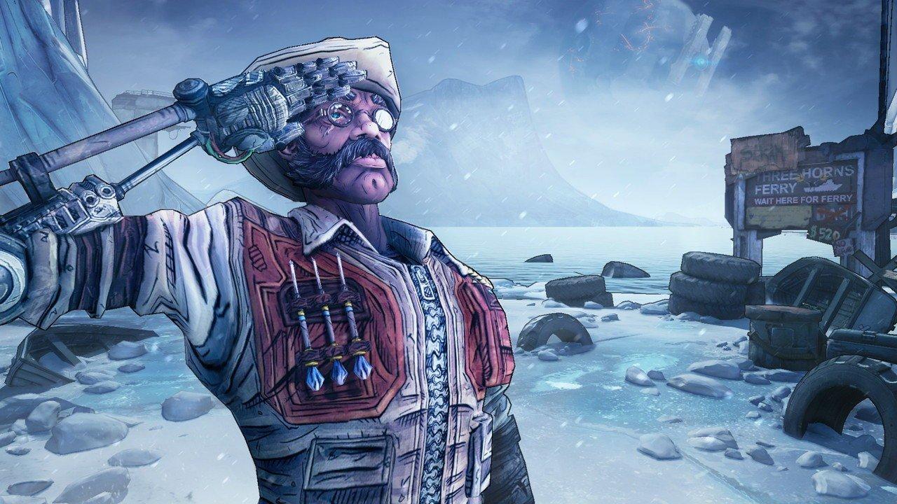 Borderlands 2: Sir Hammerlock's Big Game Hunt (PS3) Review