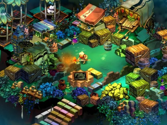 Bastion (XBOX 360) Review 1