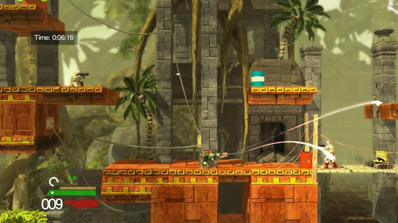 Bionic Commando Rearmed 2 (PS3) Review 1
