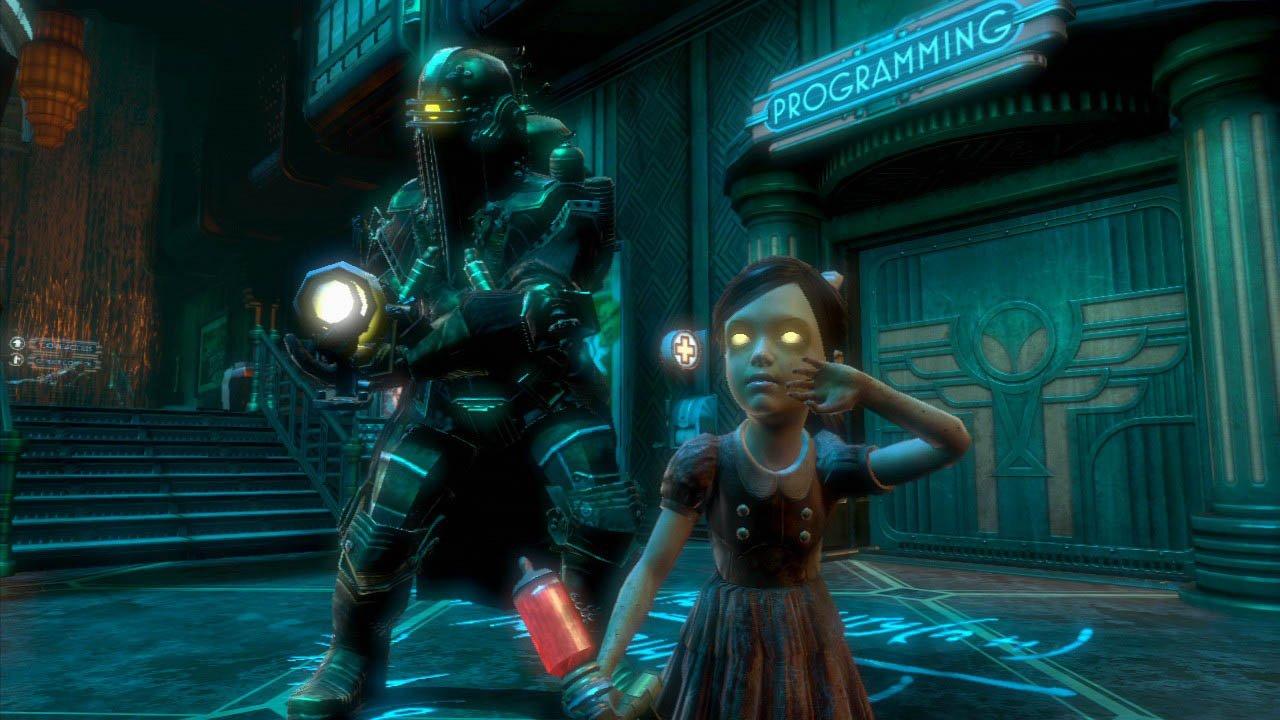Bioshock 2: Minerva's Den Dlc (Ps3) Review 1