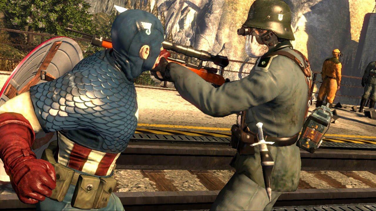 Captain America: Super Soldier (PS3) Review 1