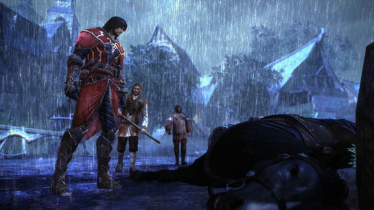 Castlevania: Lords of Shadow (XBOX 360) Review 1