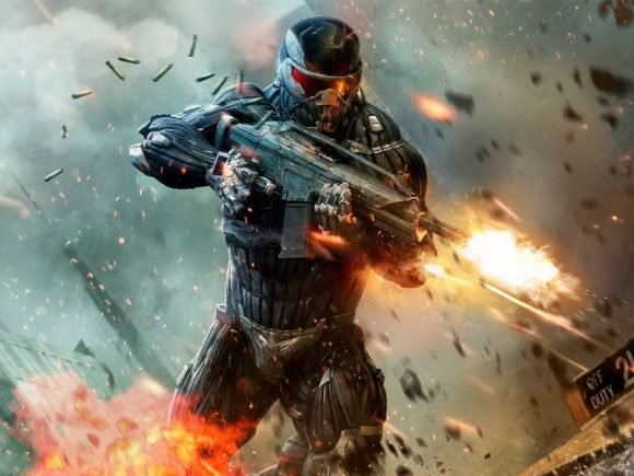 Crysis 2 (PS3) Review 1