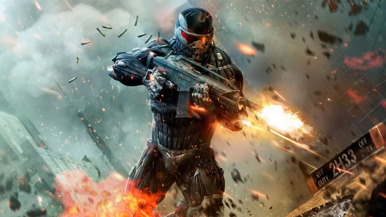 Crysis 2 (PS3) Review