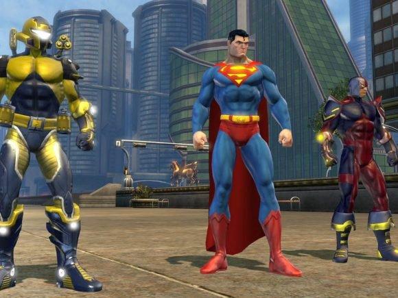 DC Universe Online (PS3) Review 1