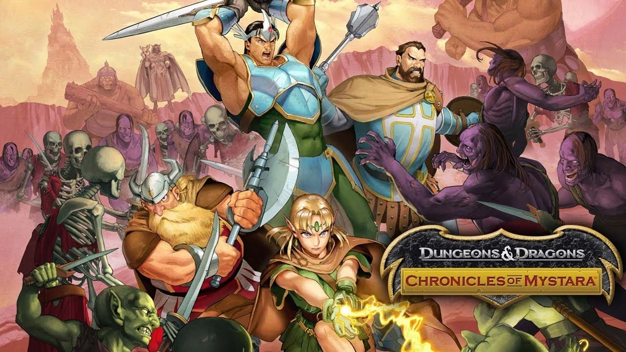 Dungeons & Dragons: Chronicles of Mystara (PS3) Review 1