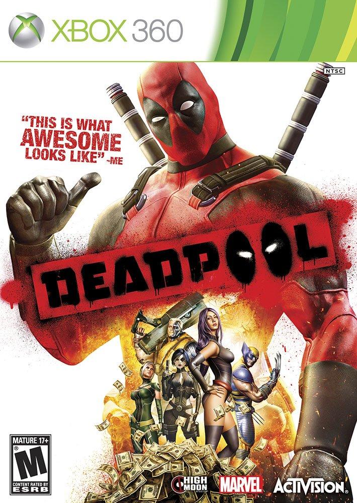 Deadpool (Xbox 360) Review 1