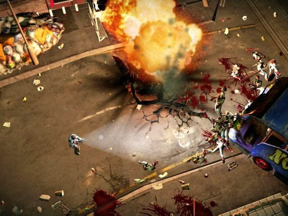 Dead Nation (PS3) Review 1