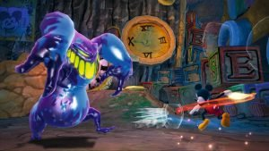 Disney's Epic Mickey (Wii) Review 1