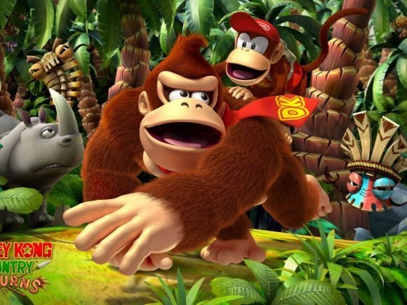Donkey Kong Country Returns (Wii) Review 1