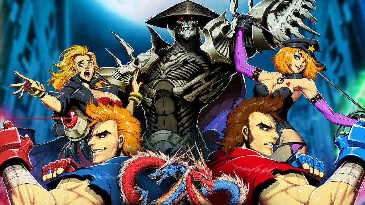 Double Dragon Neon (PS3) Review