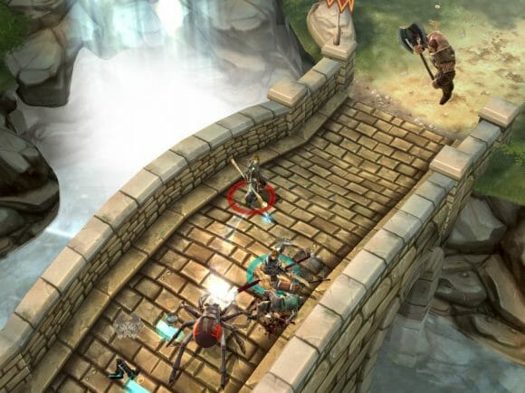 Dungeon Hunter: Alliance (PS3) Review 1