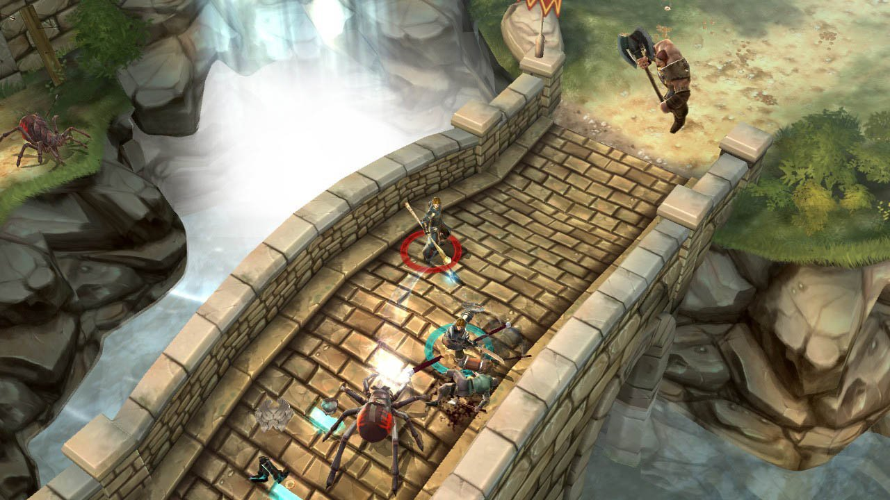 Dungeon Hunter: Alliance (PS3) Review