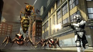 Earth Defense Force: Insect Armageddon (PS3) Review