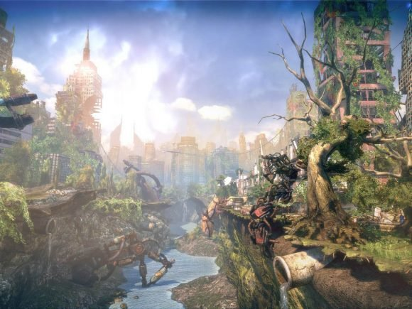 Enslaved: Odyssey to the West (XBOX 360) Review 1