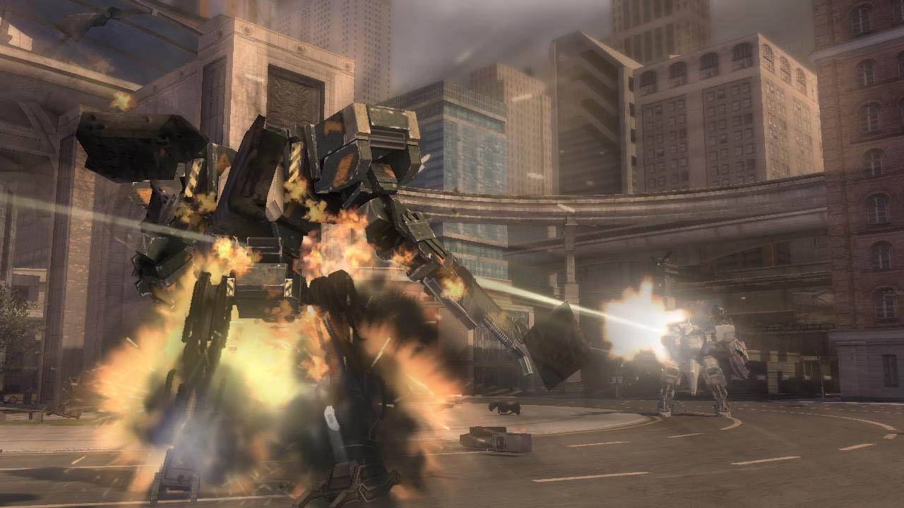 Front Mission: Evolved (XBOX 360) Review