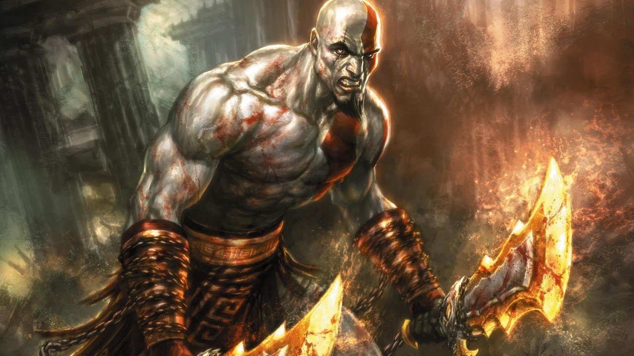 God of War: Ghosts of Sparta (PSP) Review 1