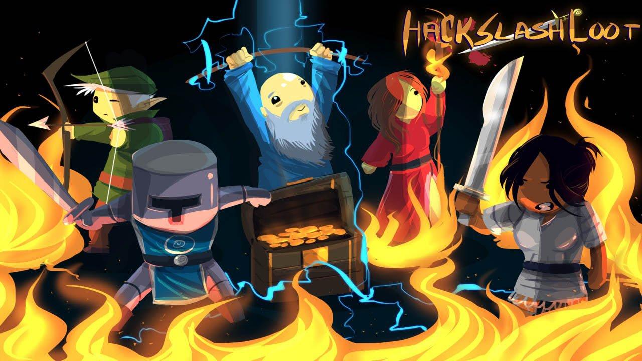 Hack, Slash, Loot (PC) Review 1