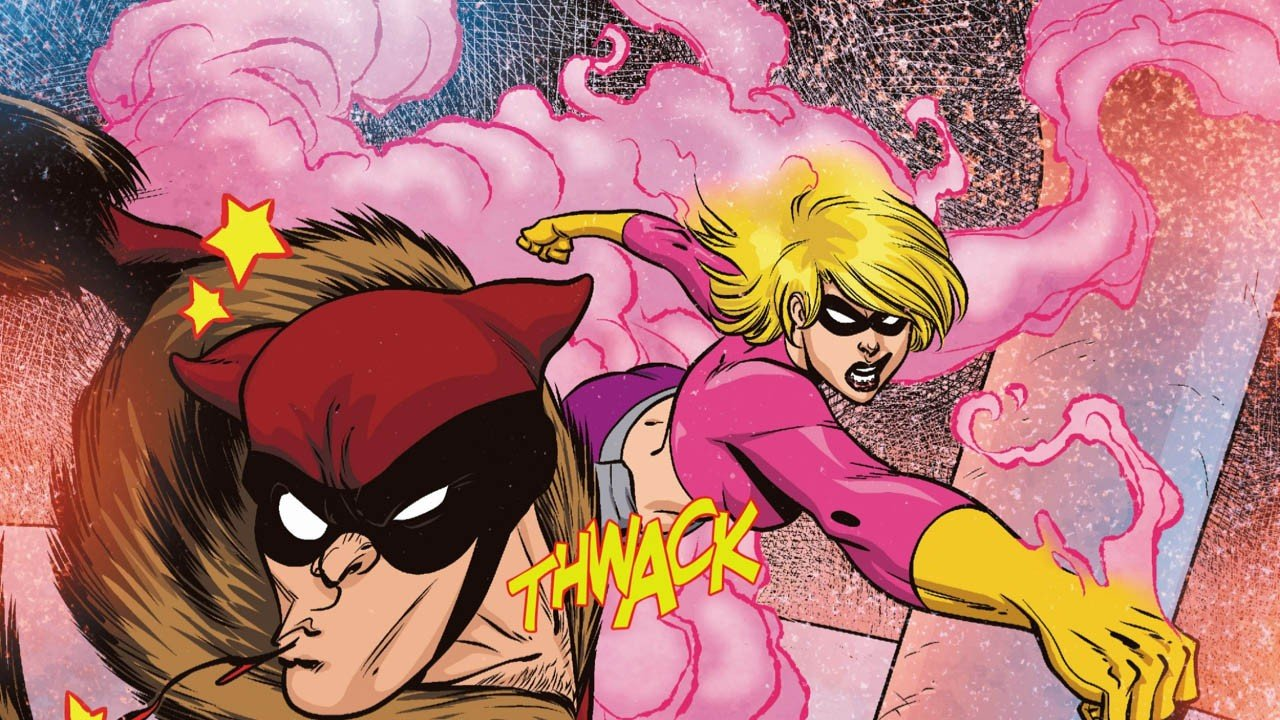 iT GiRL and the Atomics Vol. 1 Review