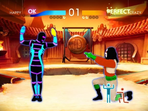 Just Dance 4 Review 1