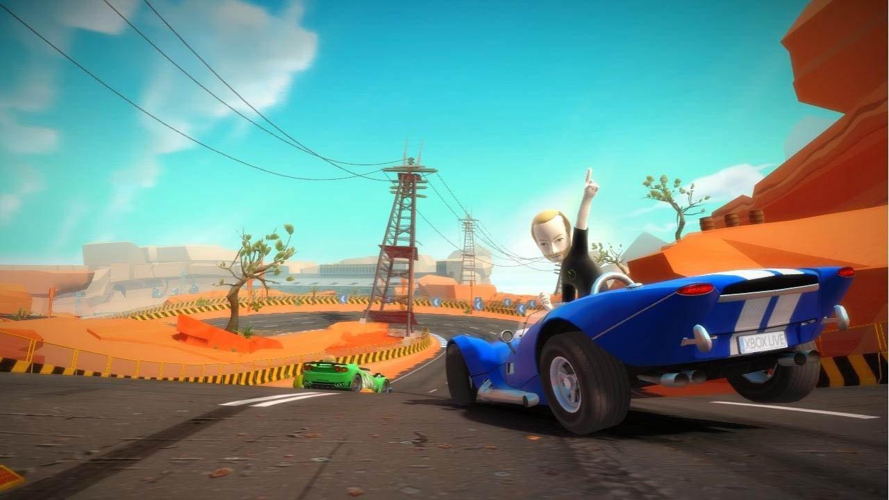 Kinect Joy Ride (XBOX 360) Review